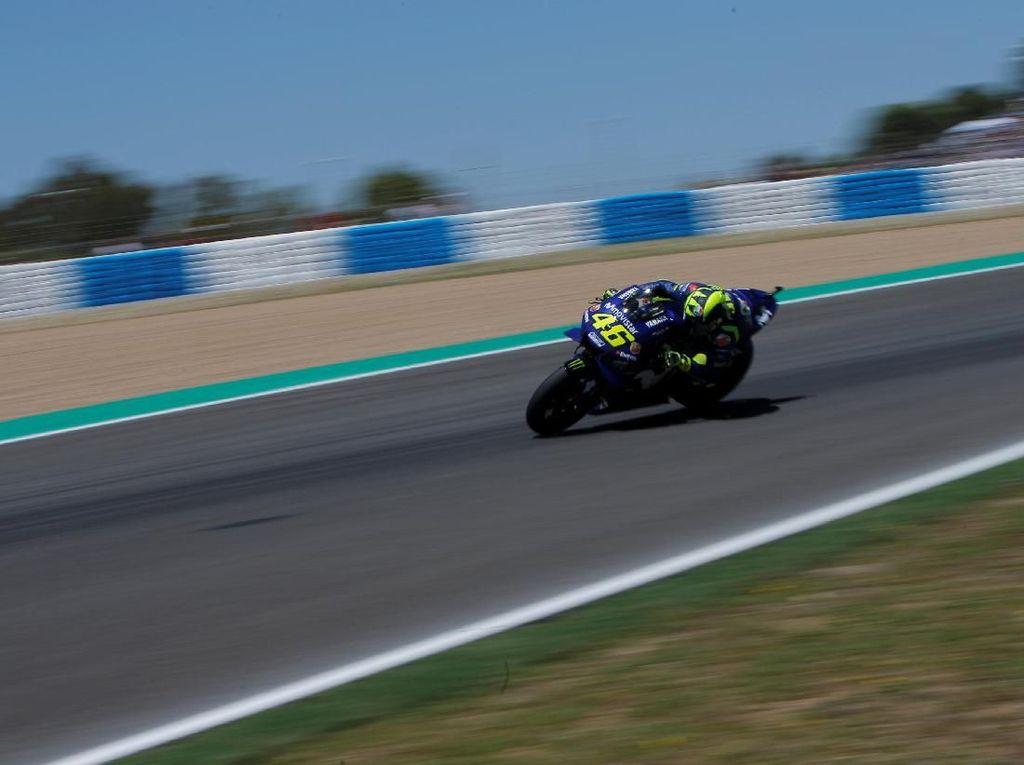 Rossi Mulai Frustrasi dengan Yamaha