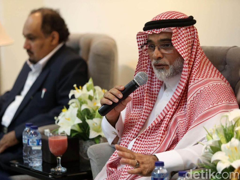 Dubes Saudi: Habib Rizieq Bukan Sosok Menakutkan