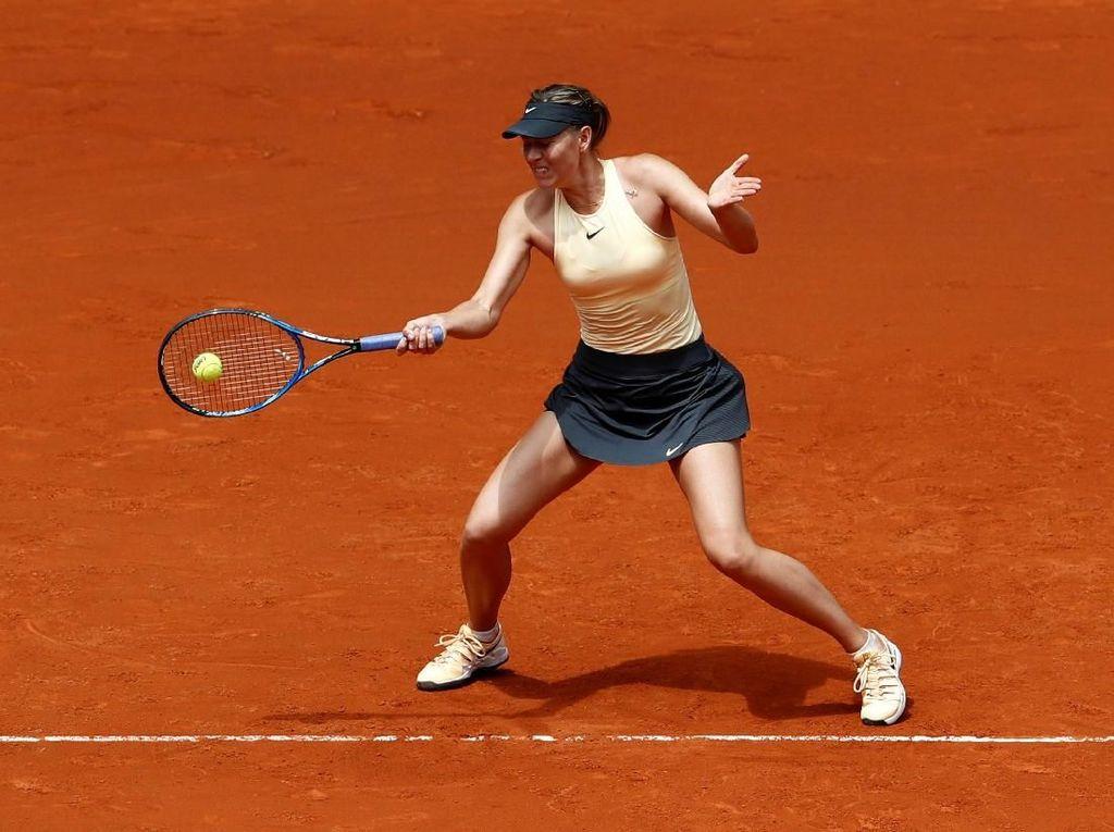 Sharapova Melangkah ke Babak 16 Besar