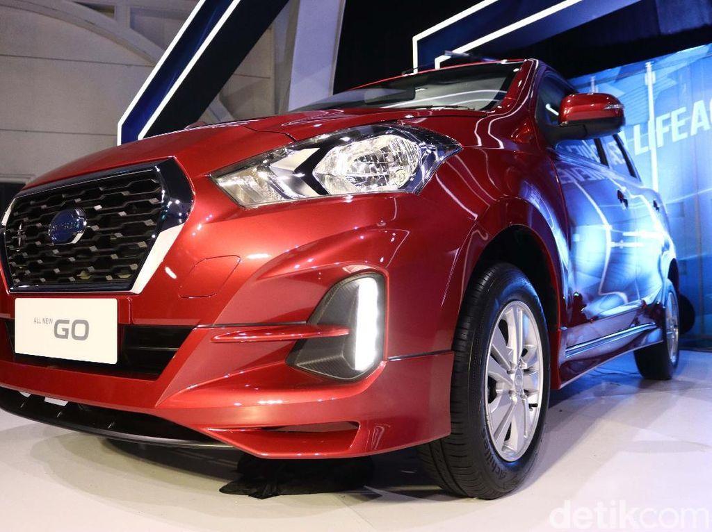 Datsun Go dan Go+ Terbaru Resmi Mengaspal