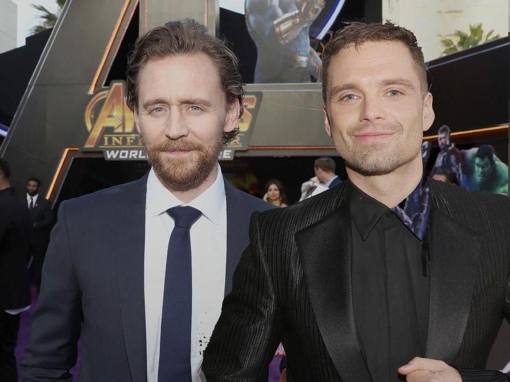 Tom Hiddleston Pacari Taylor Swift, Sebastian Stan Khawatir