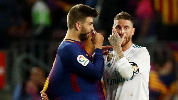 Barcelona Hantam Real Madrid