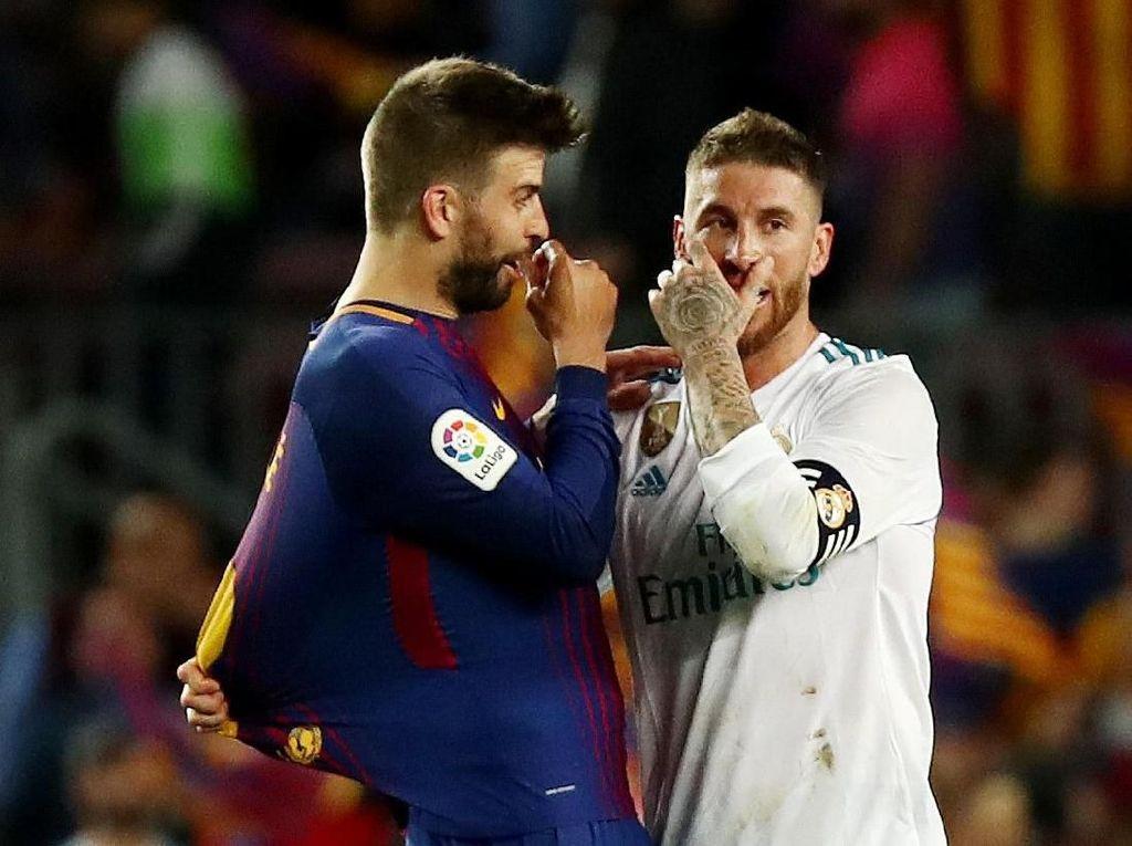 3 Duel Kunci di Laga Barcelona vs Real Madrid