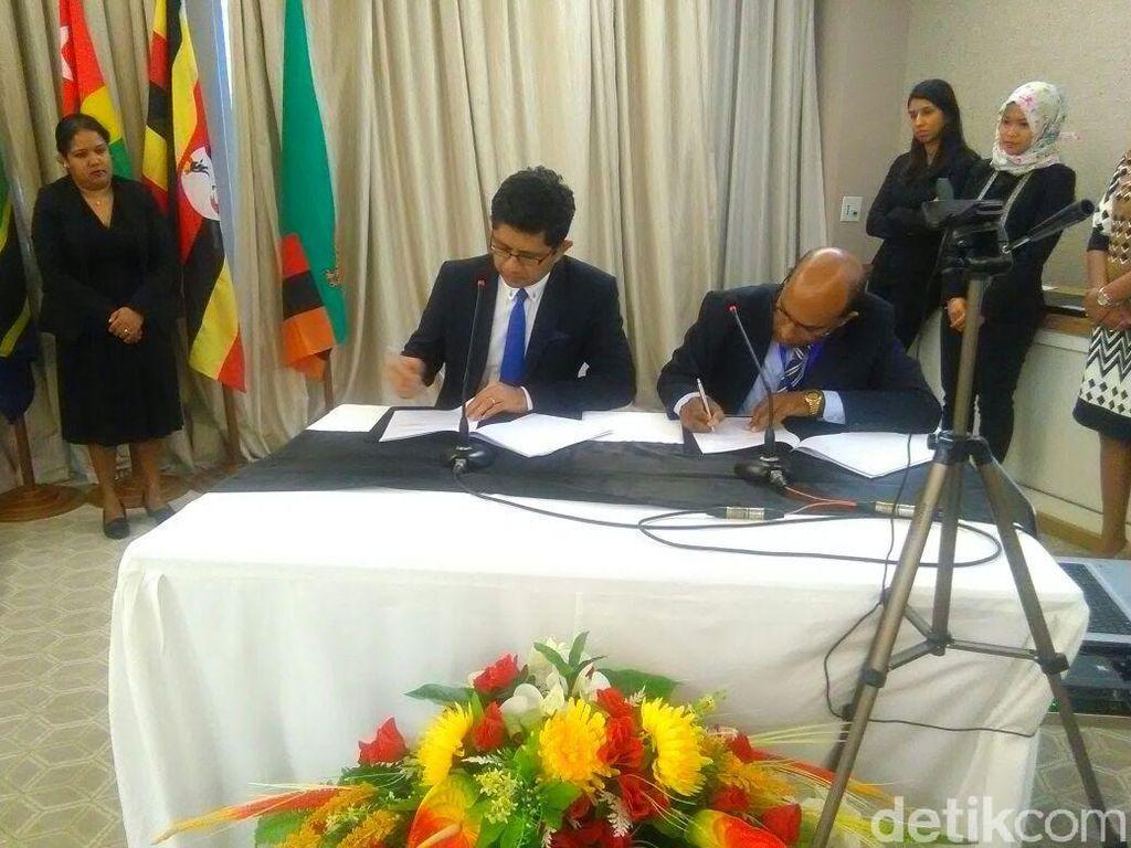 KPK Kerja Sama dengan Mauritius, Persempit Ruang Gerak Koruptor