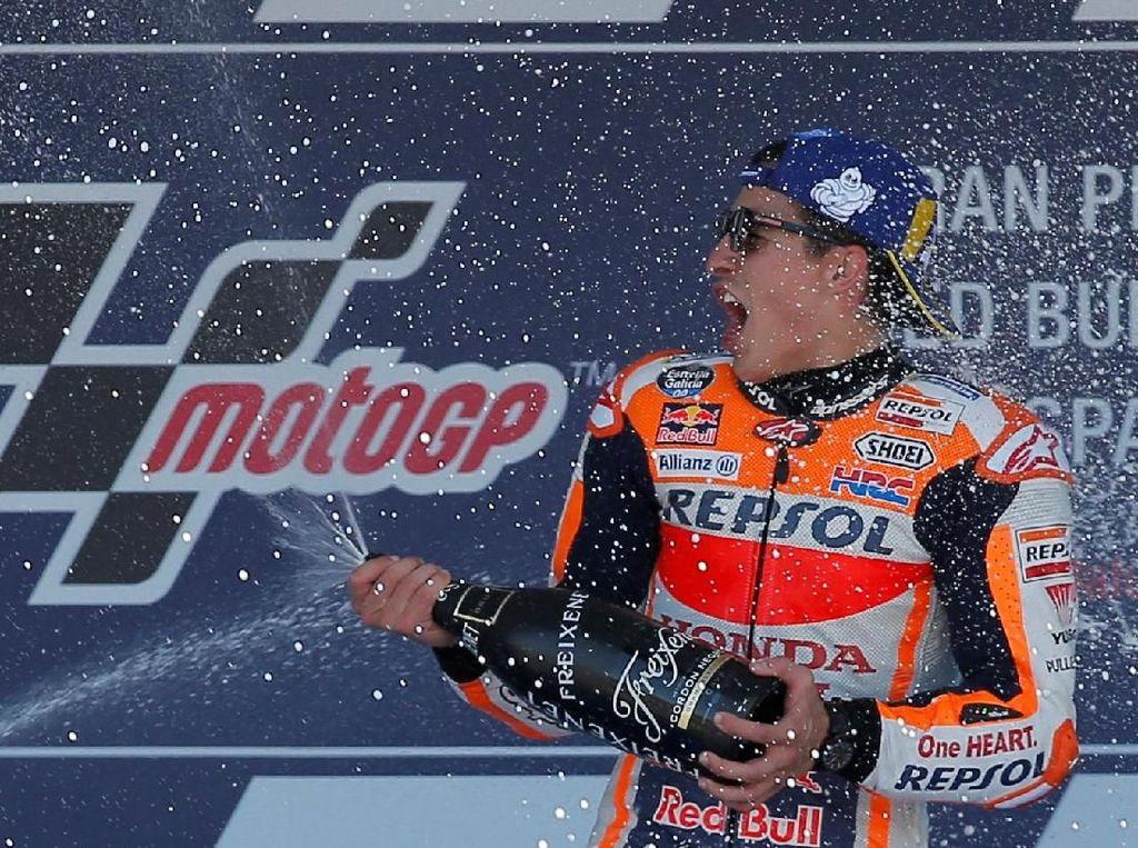 Bisa Juara di MotoGP Prancis Lagi, Marquez?