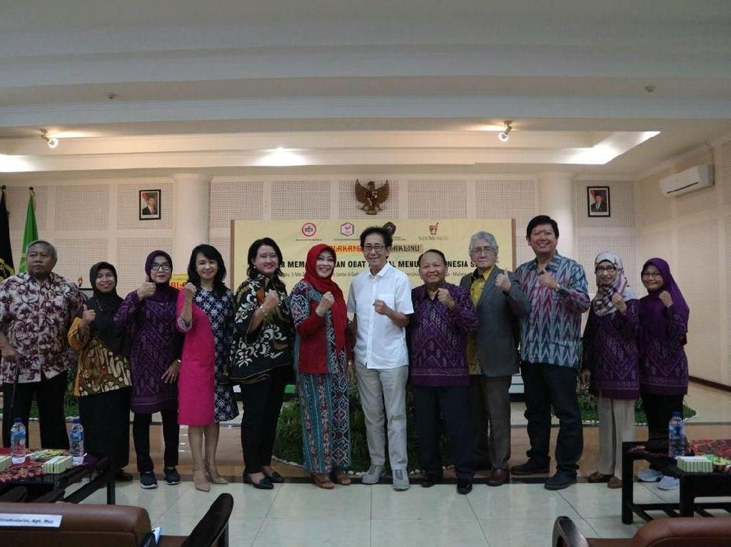Bahas Obat Herbal, Pakar Kesehatan Kumpul di Malang
