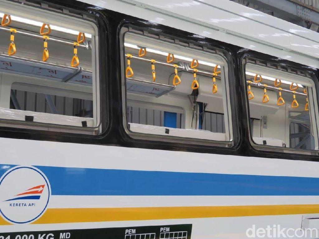 LRT Palembang Bakal Dilengkapi WiFi Gratis