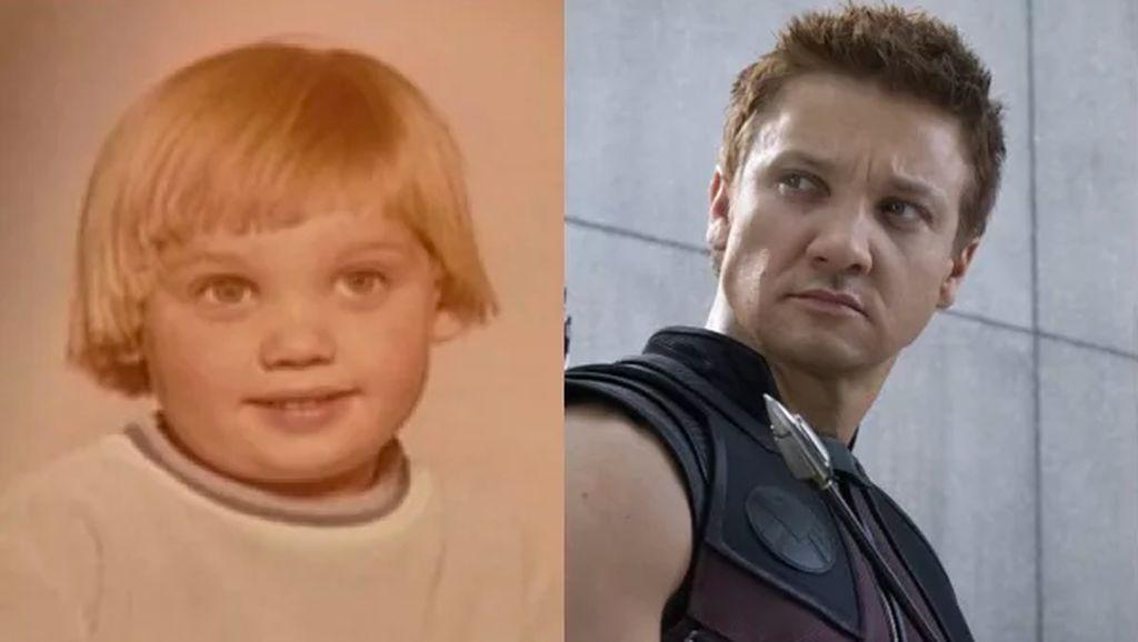 Potret Culun Avengers Saat Masih Bocah