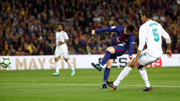 Lionel Messi punya perjalanan karier yang mengagumkan di Barcelona.