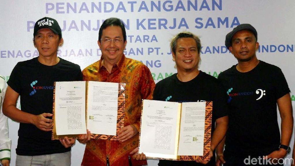 BPJS TK Gandeng Join Kandidat