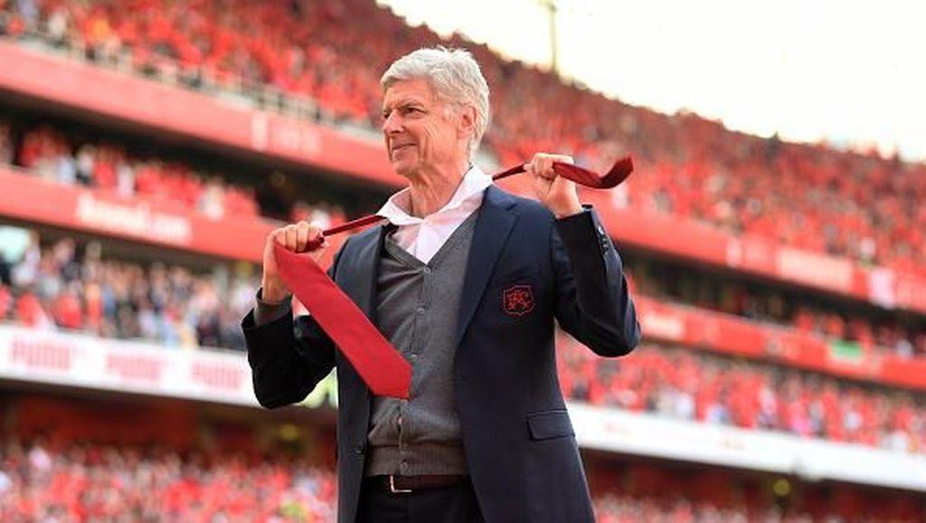 Wenger: Ternyata Menganggur Enak Juga