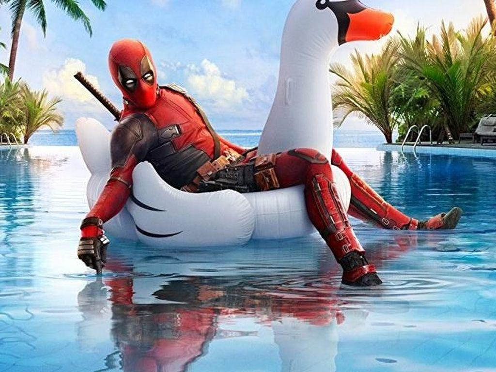 Deadpool: Dari Ojek Online hingga David Beckham