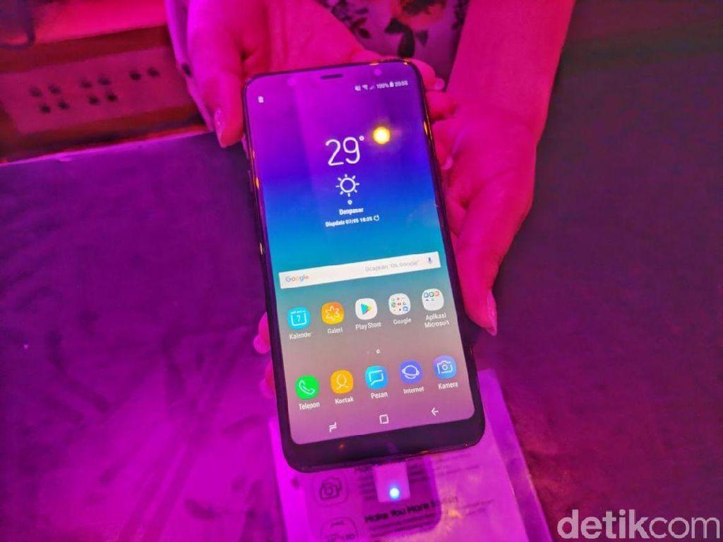 Galaxy A6 dan A6+ Dirilis di Indonesia, Berapa Harganya?