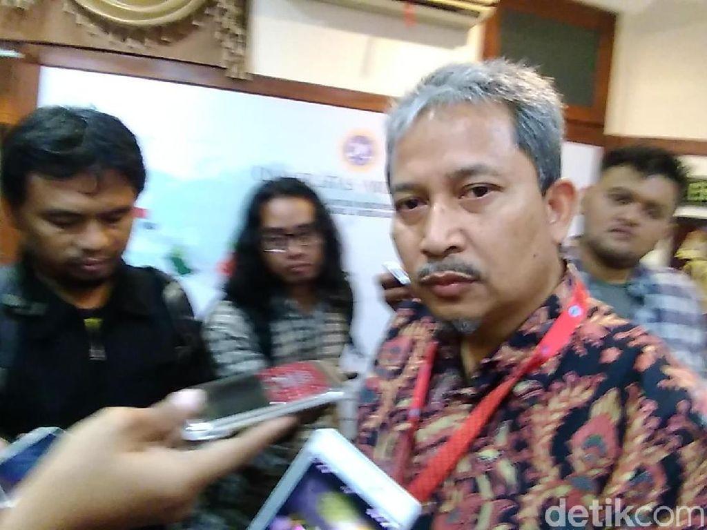 Meme Pro HTI, Rektor ITS Imbau Dosen Hati-hati Berpendapat