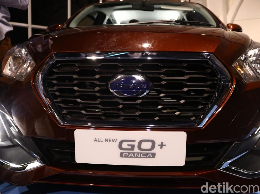 Datsun Tak Pasang Transmisi Matik di GO+ Panca