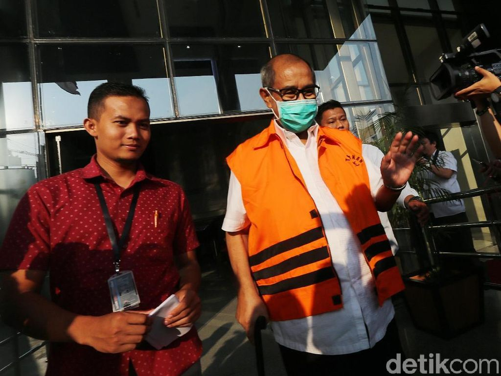 Pemeriksaan Lanjutan Bupati Bandung Barat