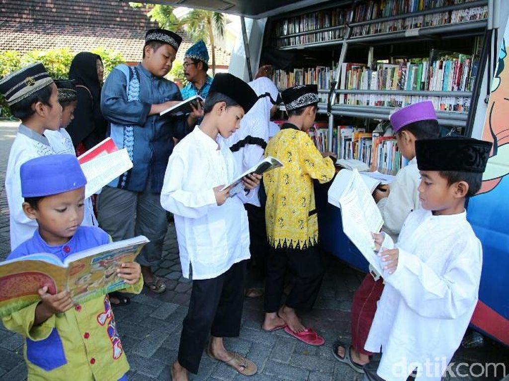 Perpusnas Ajak Warga Banyuwangi Jadikan Perpustakaan Rumah Kedua