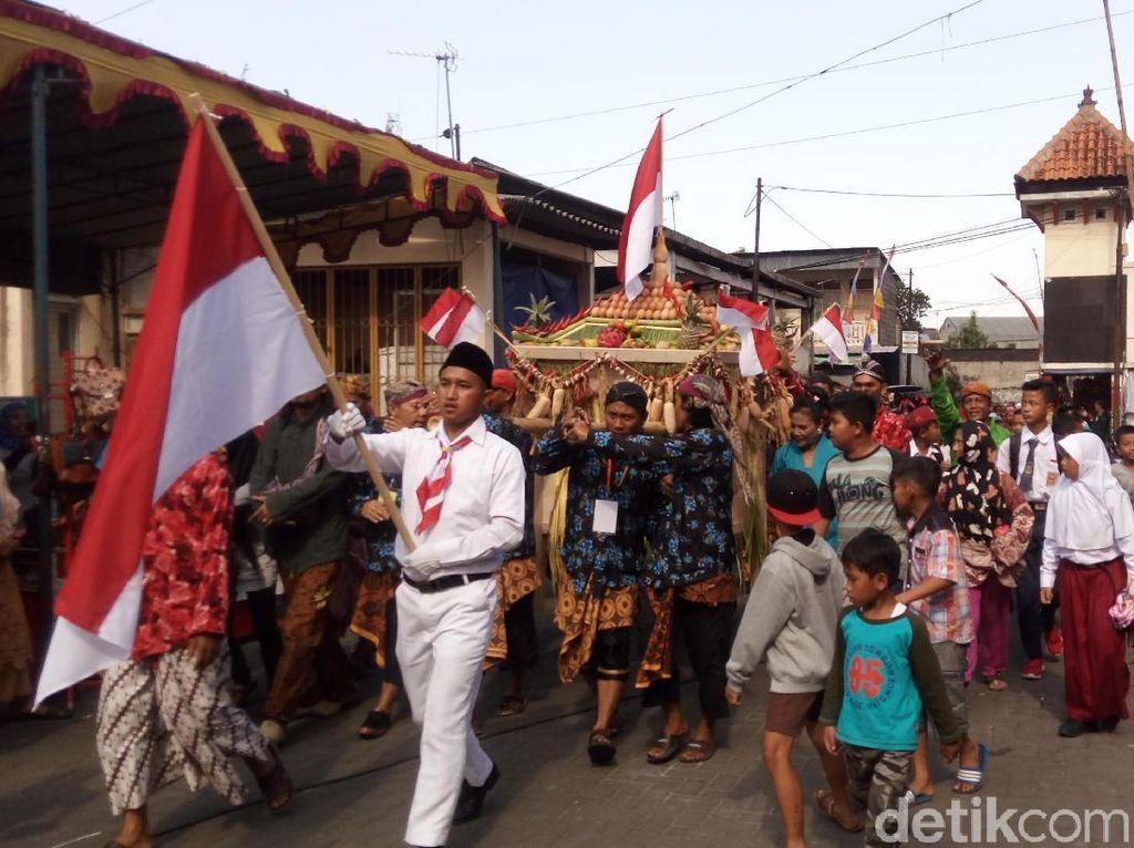 Mengintip Meriahnya Grebeg Pasar di Semarang