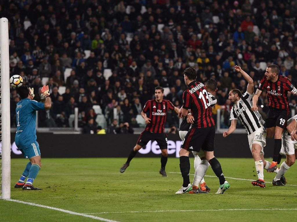 Jadwal Final Coppa Italia: Juventus vs AC Milan