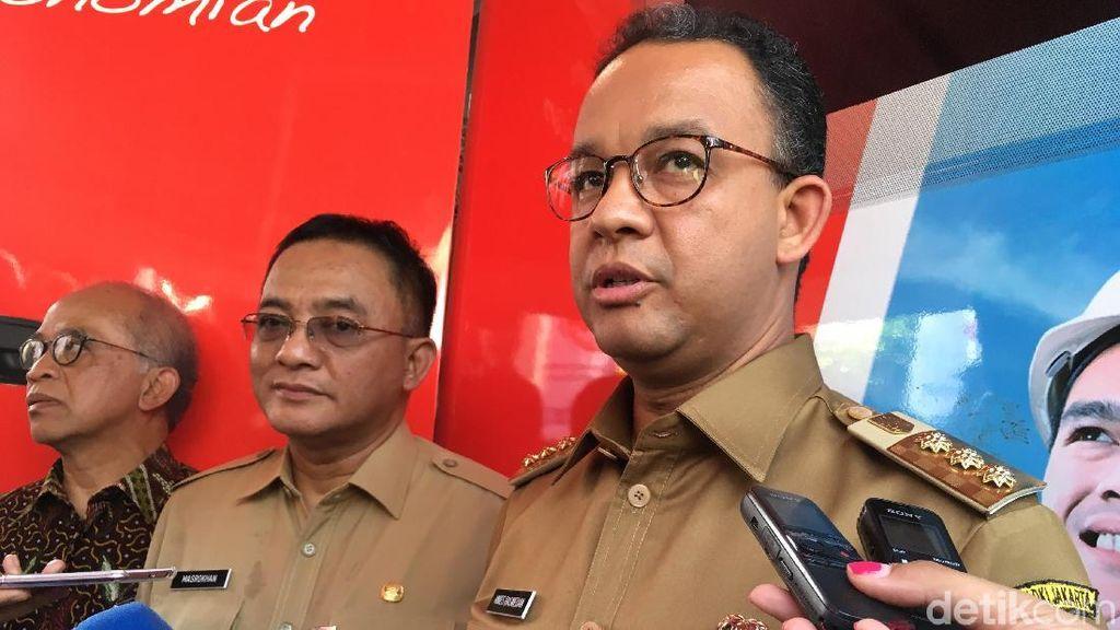 Anies: Sepertiga Anak di Jakarta Tak Lulus SMA