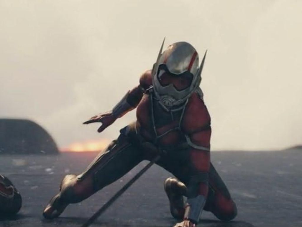 Ant-Man and the Wasp Bakal Mendominasi di Box Office AS?