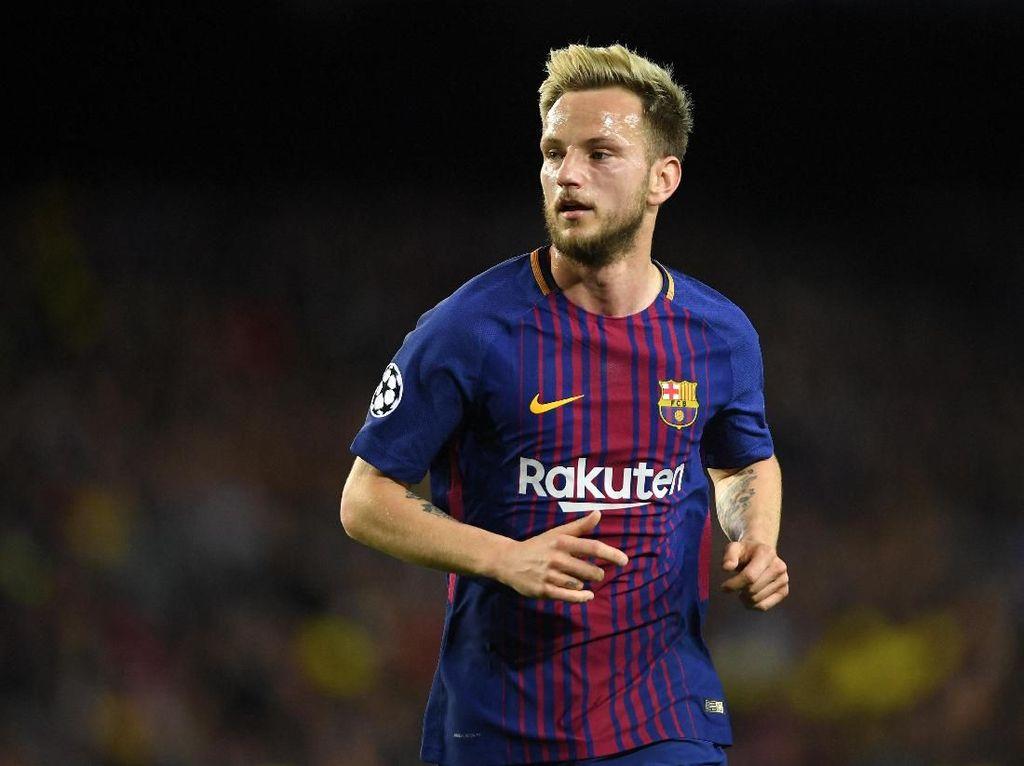 Rakitic Dikaitkan dengan PSG, Valverde: Dia Pemain Penting untuk Barca