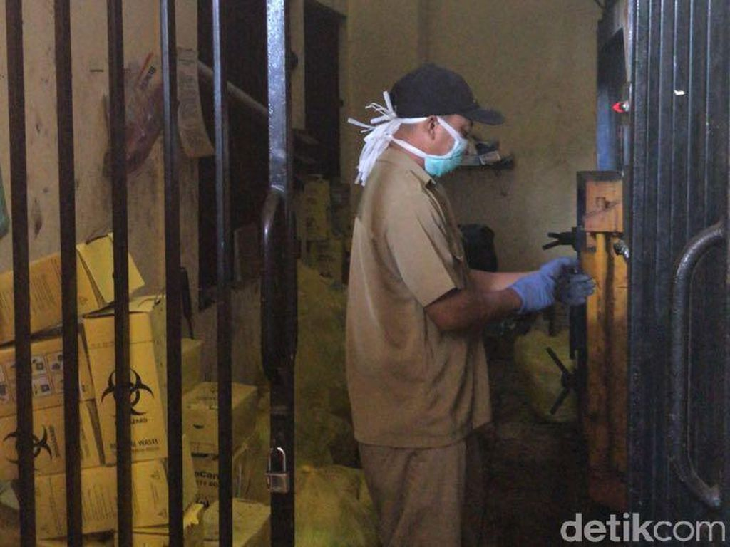 Pengelolaan Limbah Medis di Kabupaten Malang Disoal