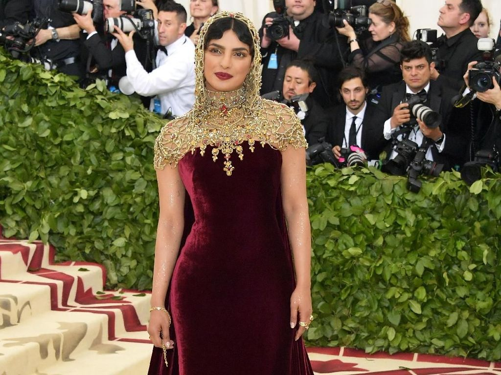 Fans Ingin Priyanka Chopra Berperan Sebagai Ms Marvel