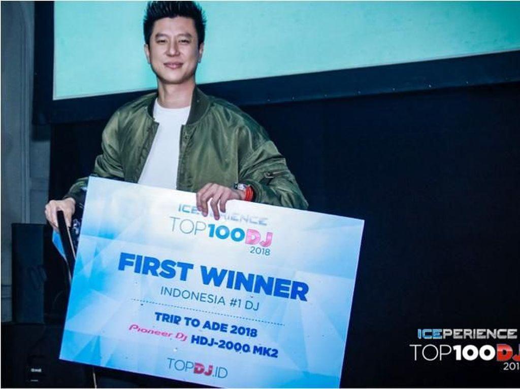 JYAP Dinobatkan Jadi DJ Nomor Satu di Indonesia