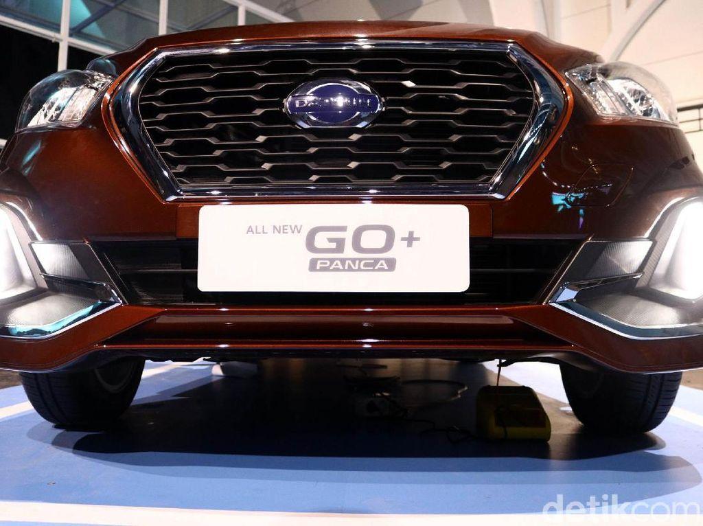 Lebih Dekat dengan Datsun GO+ Model Baru
