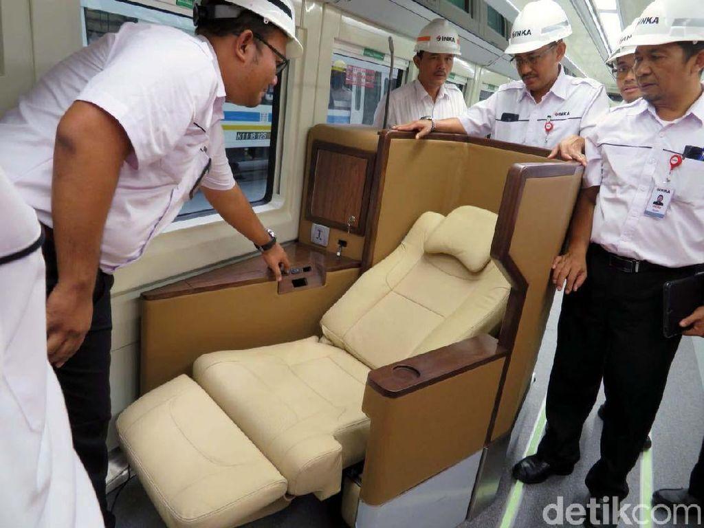 Ini Dia Sleeper Train Made in RI yang Bikin Naik Kereta Makin Nyaman!