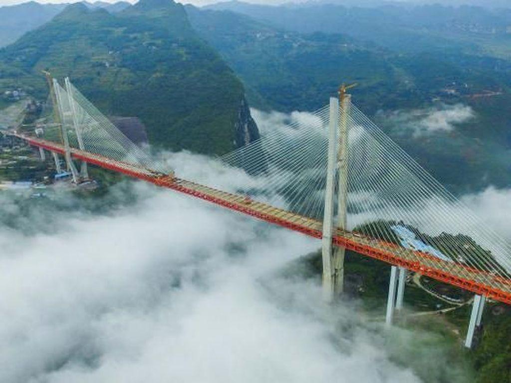 Foto: Kota di China yang Punya Tempat-tempat Ter