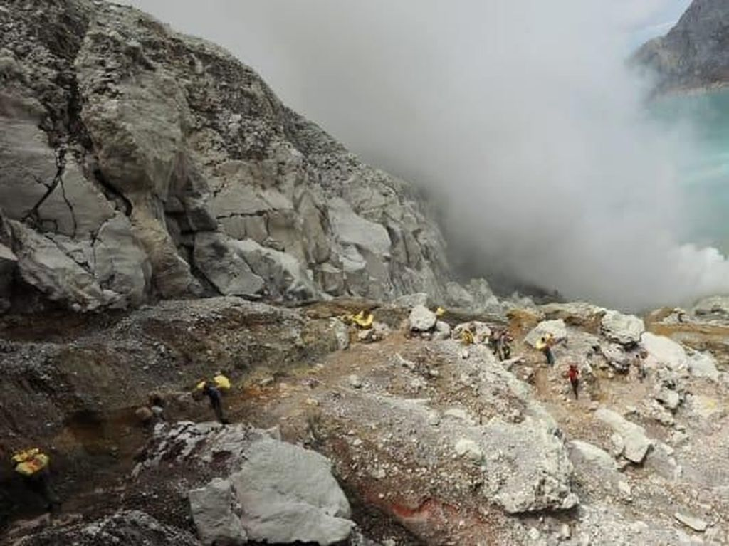 10 Gunung Berapi Paling Fotogenik Dunia