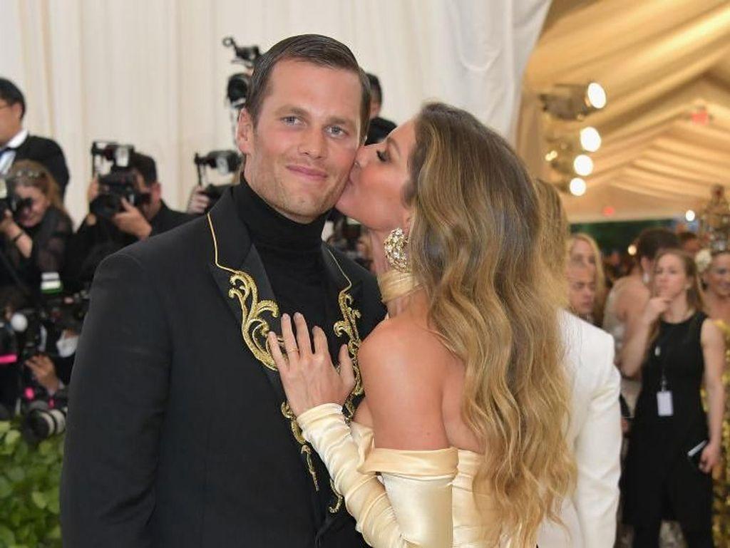 Terlihat Mesra, Gisele Bundchen Ternyata Tak Puas dengan Pernikahannya