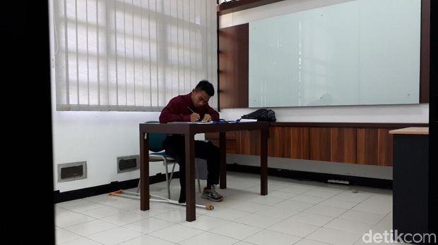 Kisah Langgeng Pemilik Satu Kaki, Atlet Renang hingga Ikut SBMPTN