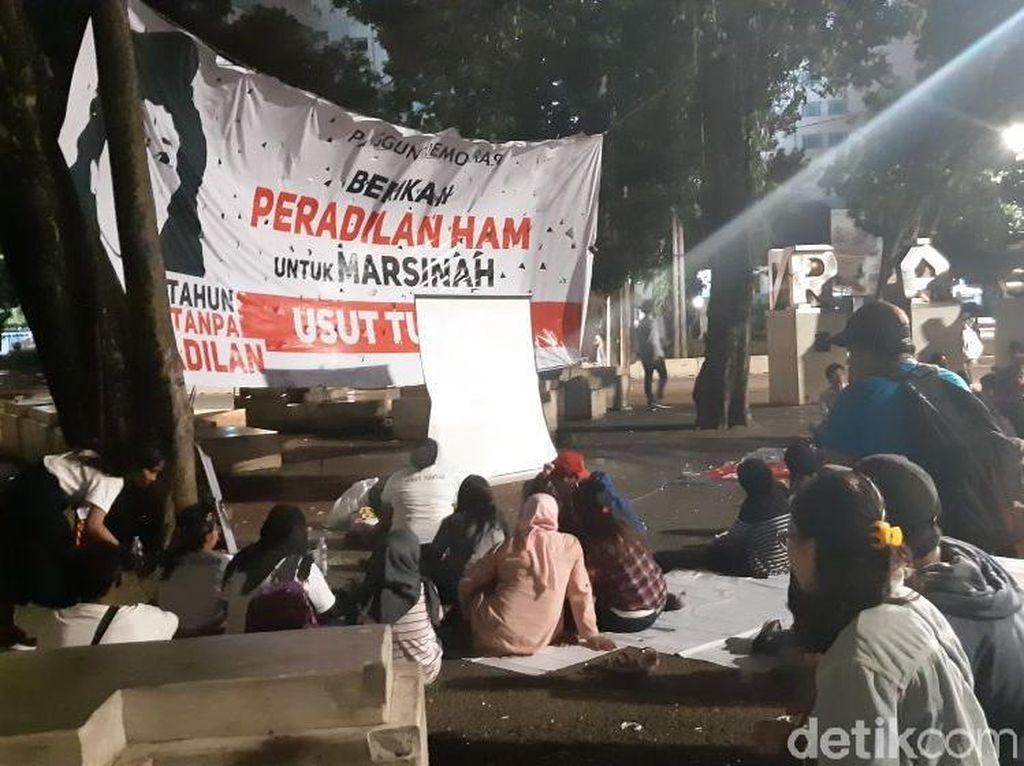 Nobar Film Marsinah di Monas, Koalisi Buruh Harap Penuntasan Kasus