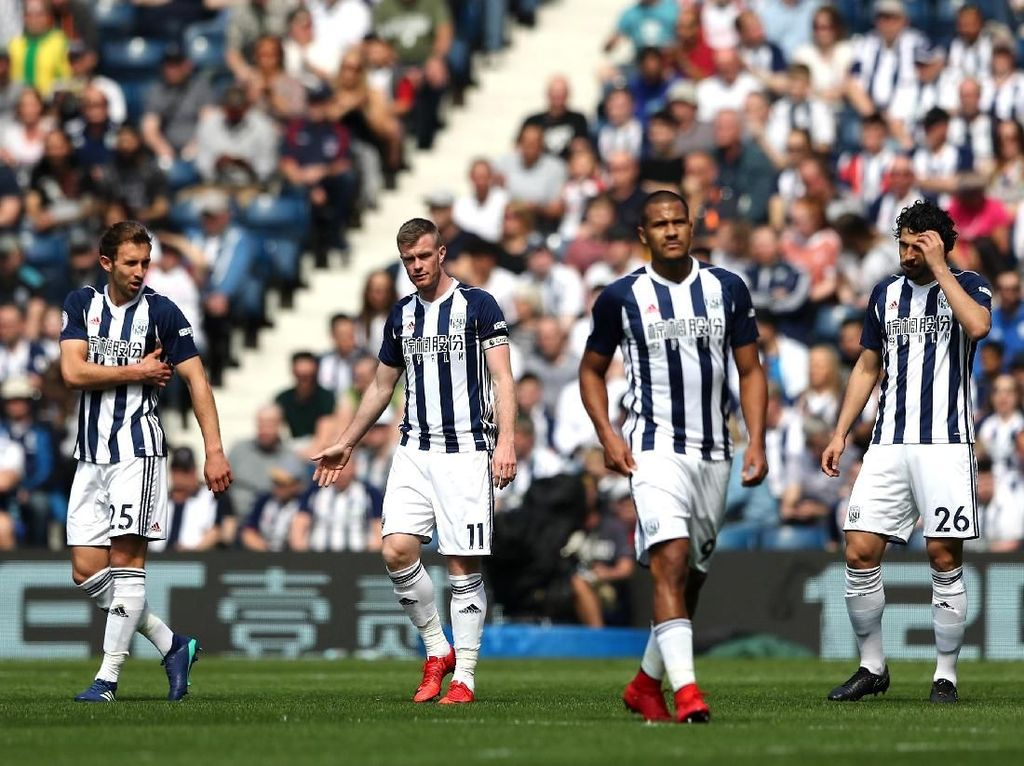 Southampton Kalahkan Swansea, West Brom Degradasi