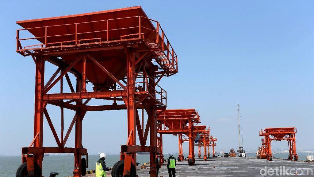 Melihat Lebih Dekat ke Kawasan Industri Terintegrasi Pelabuhan