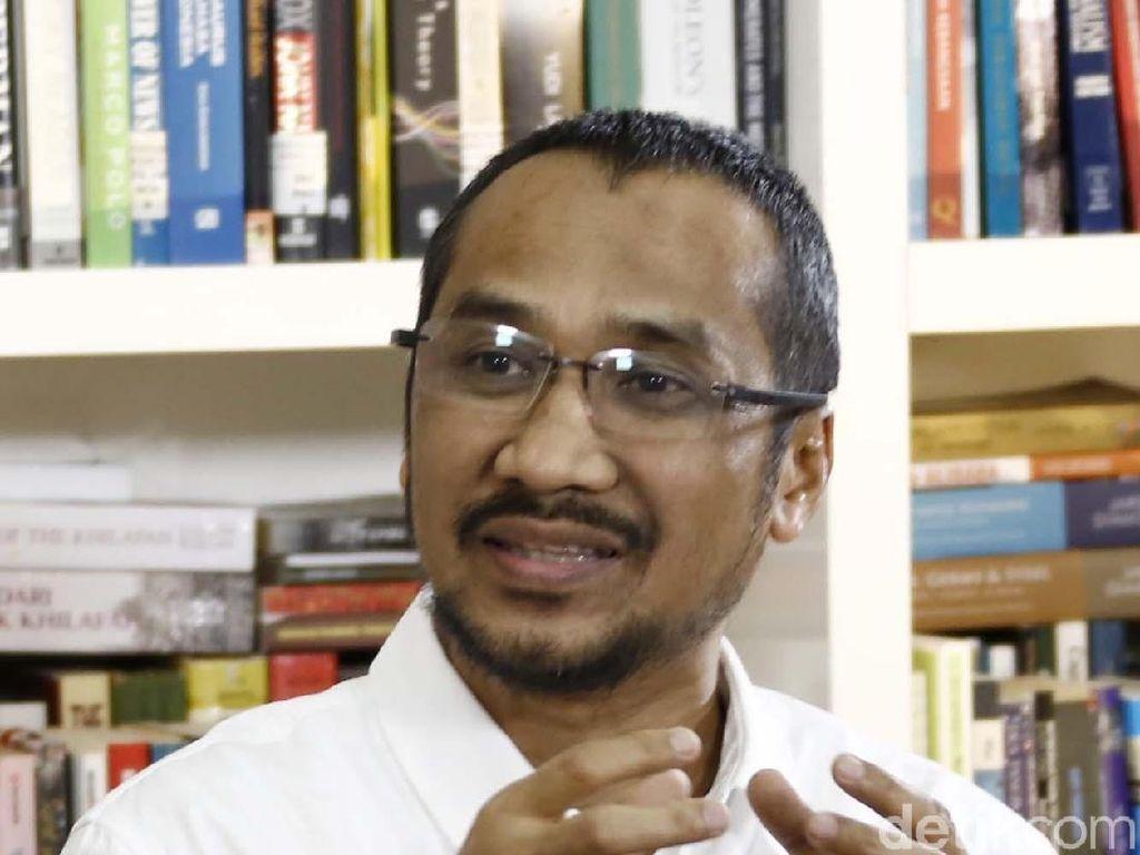 Abraham Samad Bicara Keseriusan hingga Modal Nyapres di 2019