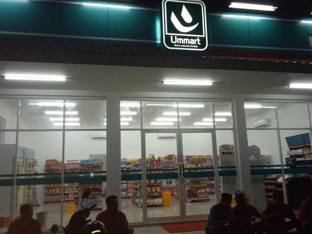 Ini Lho Toko Syariah Umat Mart yang Akan Diresmikan Jokowi
