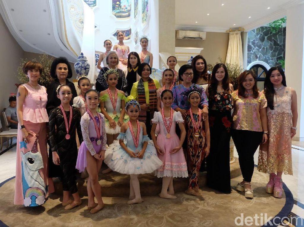 7 Balerina Indonesia Bakal Unjuk Gigi di Polandia