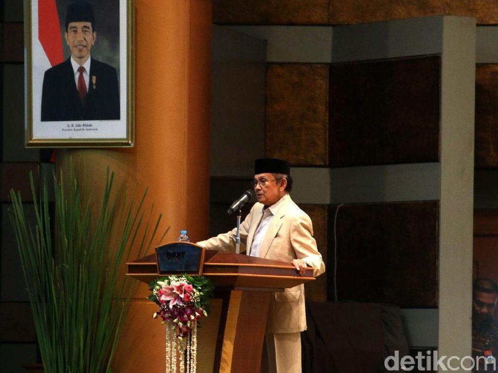 Megawati dan Habibie Hadiri Dialog Nasional Iptek