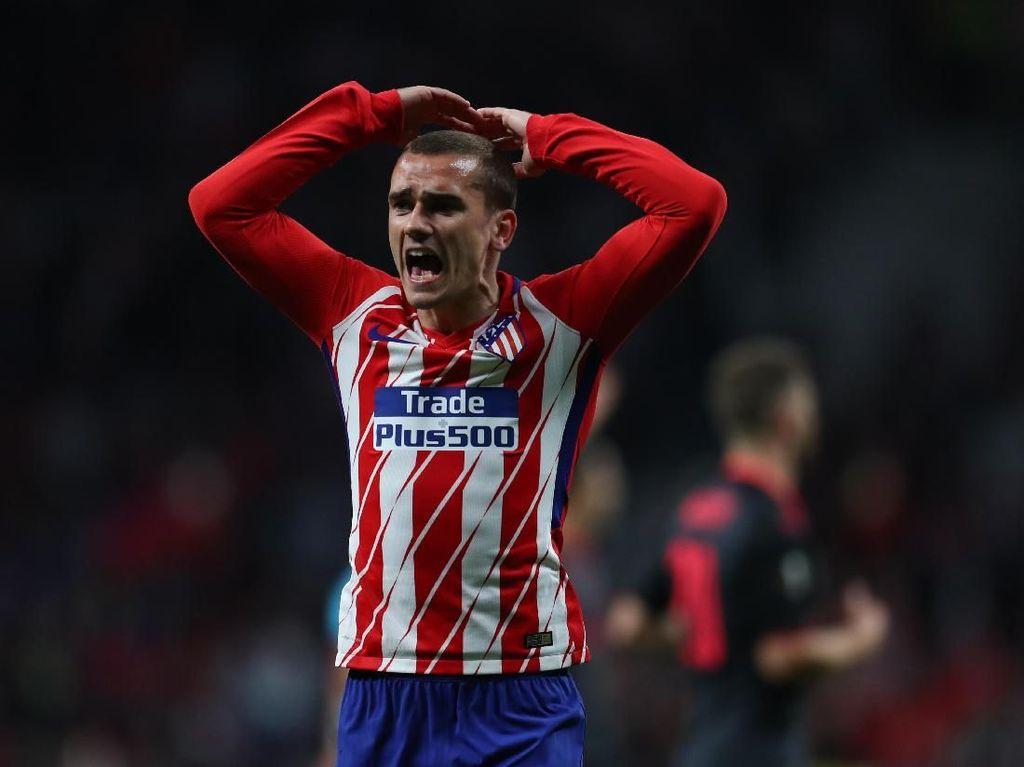 Forlan: Atletico Tak Boleh Protes ke Barca soal Griezmann