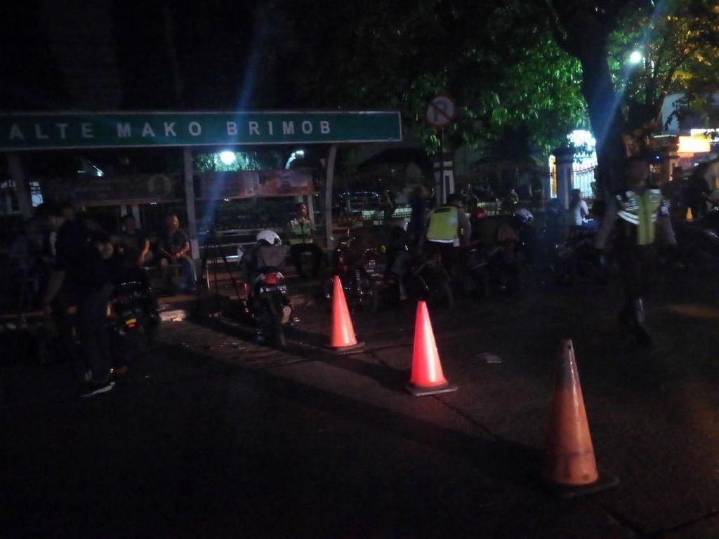 Ada 10 Polisi Berjaga di Blok C Mako Brimob, 4 Menyelamatkan Diri