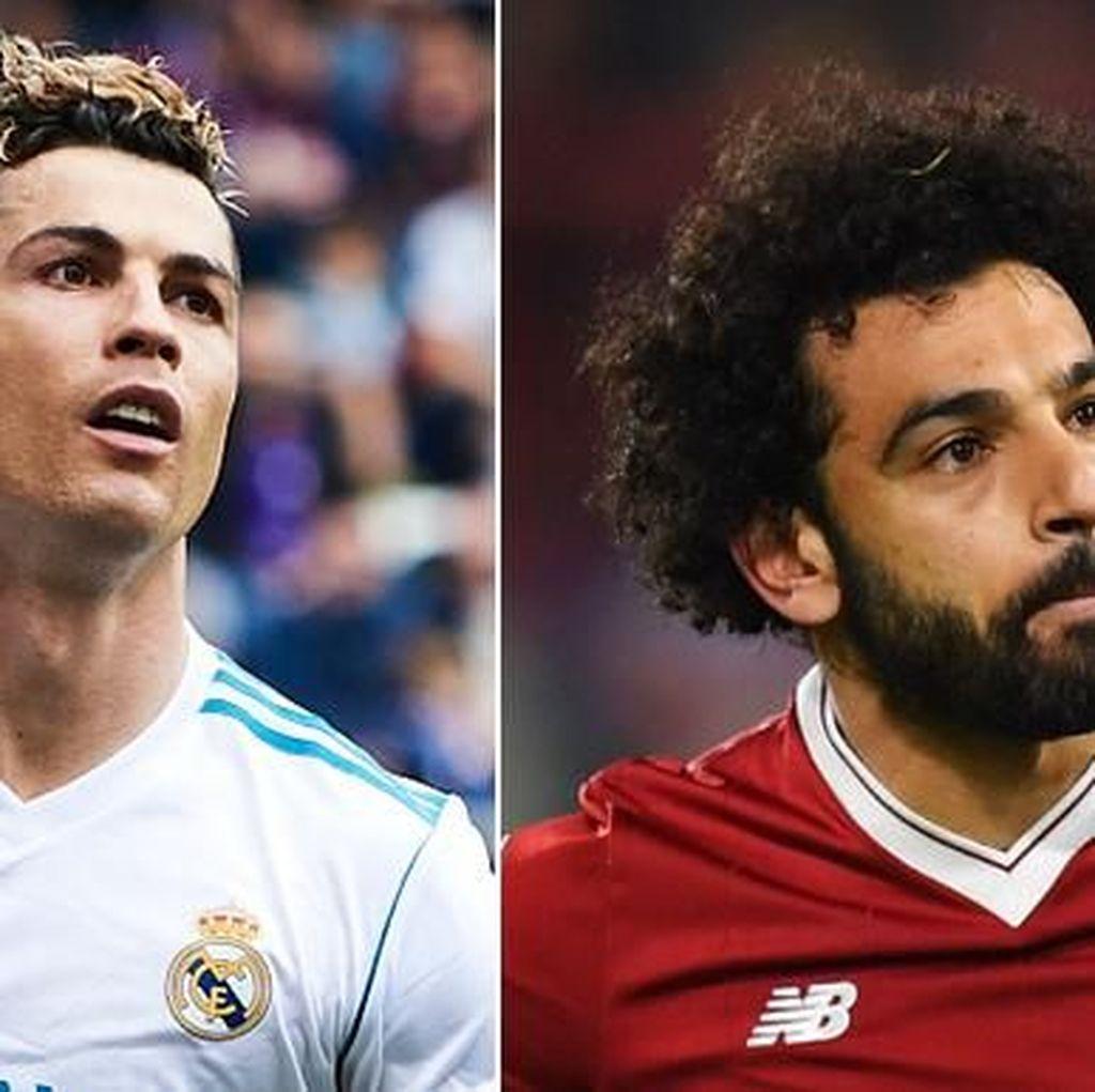Menantikan Ronaldo vs Salah