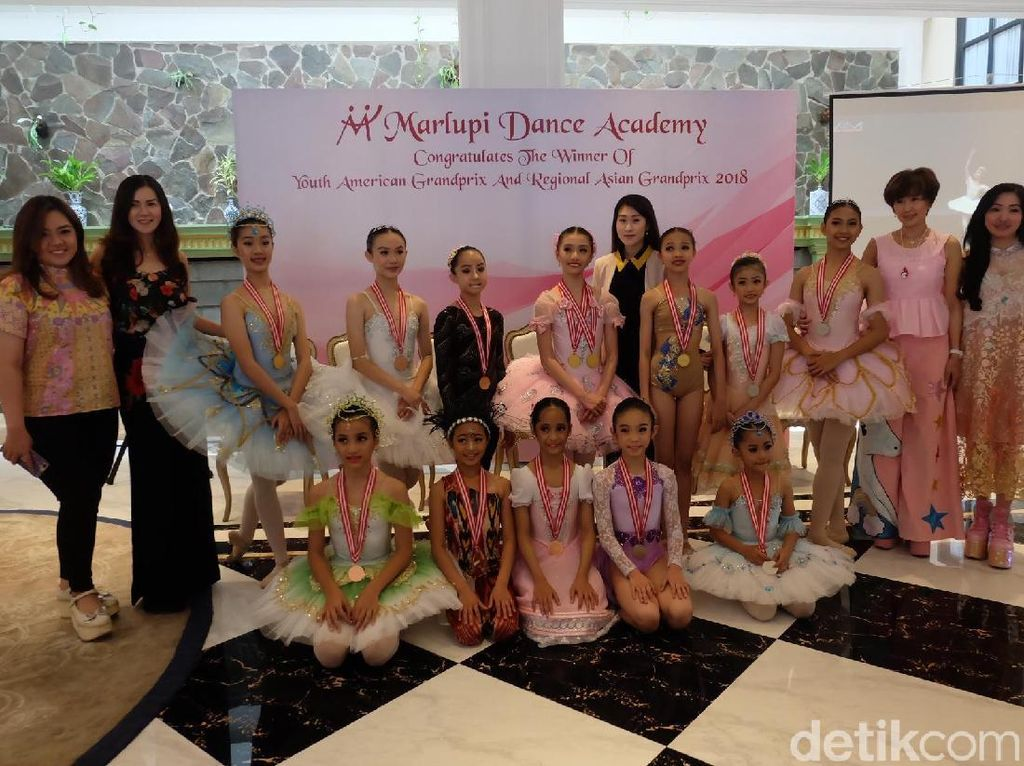 Balerina Indonesia Tak Lagi Dipandang Sebelah Mata