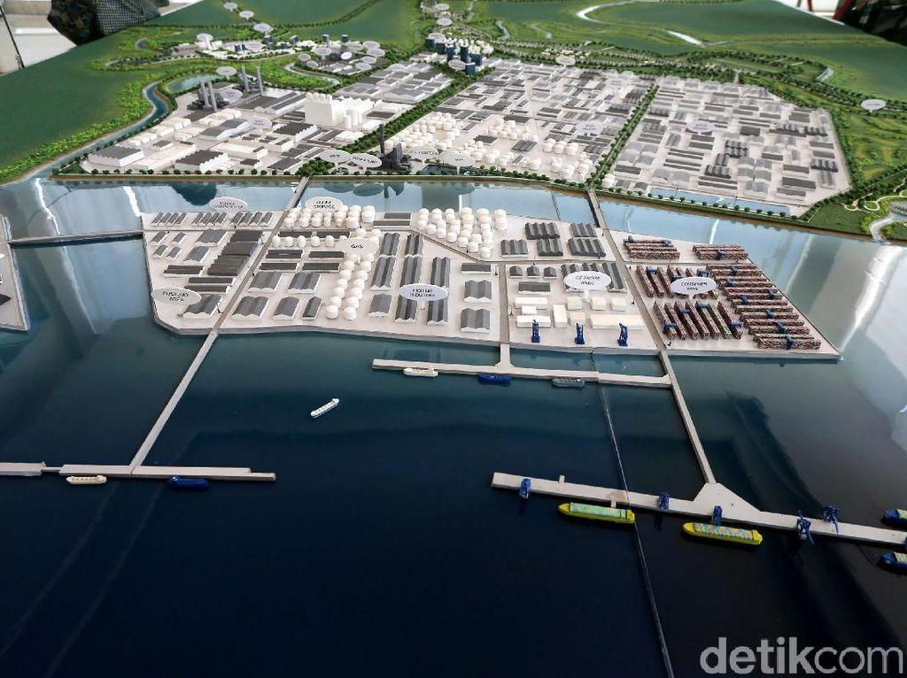 Pelabuhan Kijing Bakal Jadi Pelabuhan Modern Terbesar di Kalimantan