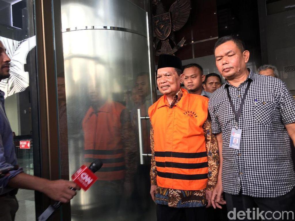 Eks Wali Kota Mojokerto Meninggal Saat Jalani Hukuman di Lapas Porong
