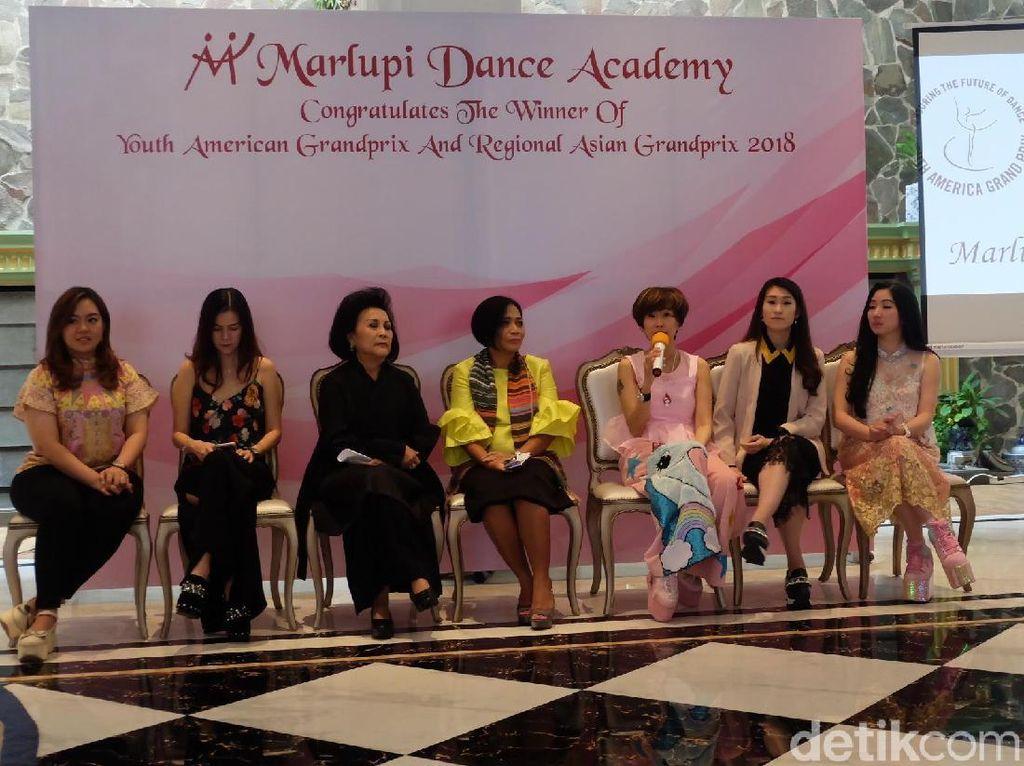 Marlupi Dance Academy Bawa Balerina Indonesia ke Panggung Internasional