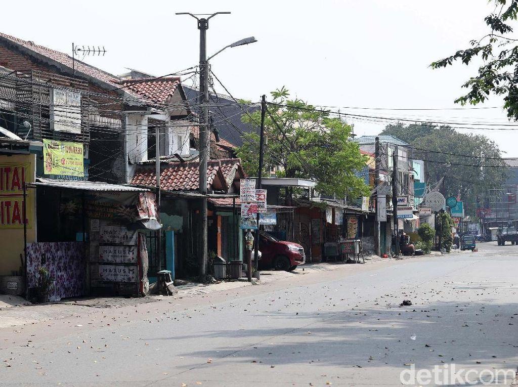 Kota Mati di Depan Mako Brimob